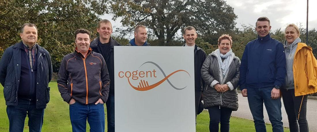Wizyta w Cogent